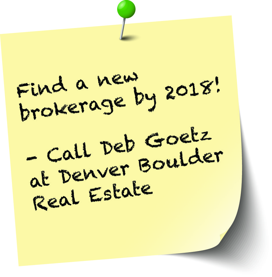 Join DBRE, Call Deb Goetz